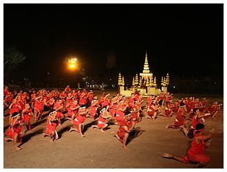 Muay Thai Dance