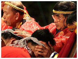 Wai Kru Ceremony