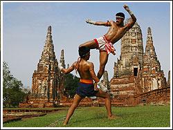 Muay Thai - Ayuttaya
