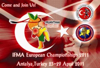 EU Championships 2011 in Turkey