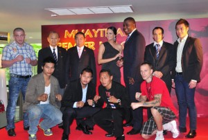 Muay Thai League - Press conference