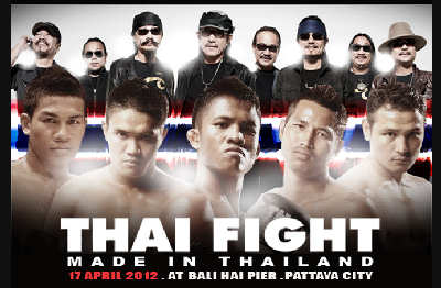 MuayThai Thai Fight 2012 Buakaw